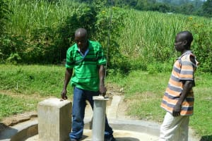 The Water Project: Endeleza Community Project -