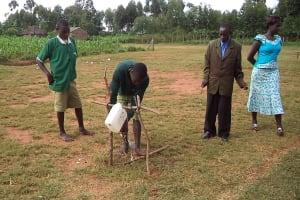 The Water Project: Lusohko Primary School -