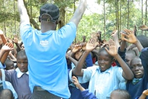 The Water Project: Lubinu Primary School -