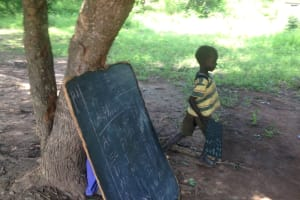 The Water Project: Usho -