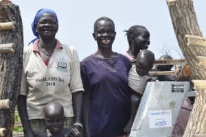 The Water Project: Miri-Gaiba -