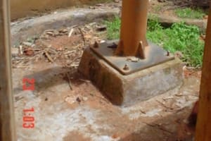 The Water Project: Tongaren DEB Primary School Borehole Rehab -
