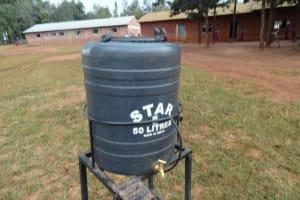 The Water Project: Lwanda Primary School Borehole Rehab -