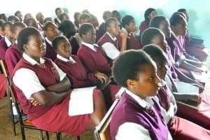 The Water Project: Bishop Sulumeti Girls Secondary School Lugari -