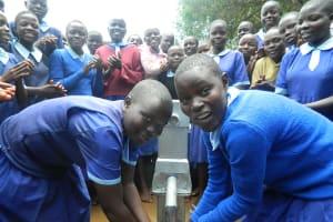 The Water Project: Ebuchifi Secondary School -