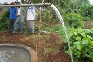 The Water Project: St. Clement Secondary School -
