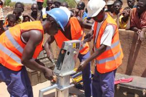The Water Project: Tangbori Primary School -