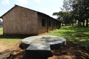 The Water Project: Chalicha Primary School -