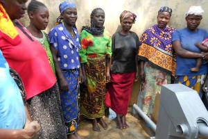 The Water Project: Ebwaliro Community -
