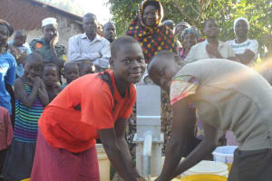 The Water Project: Emulambo Jamia Mosque -