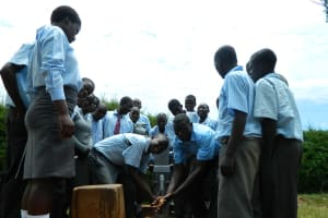 The Water Project: Shinamwinyuli ACK Secondary School -
