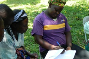 The Water Project: Musango Community -