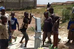 The Water Project: Busego Community -