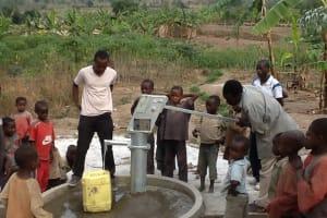 The Water Project: Gasuna Community -
