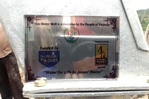 The Water Project: Karama Community -