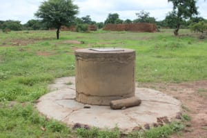 The Water Project: Gueguere Batiele -