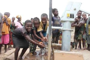 The Water Project: Sorendigui Community -