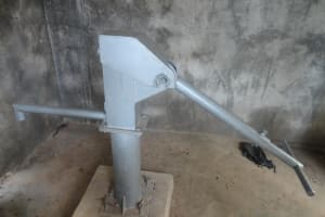 The Water Project: Baraton Primary School Borehole Rehab -