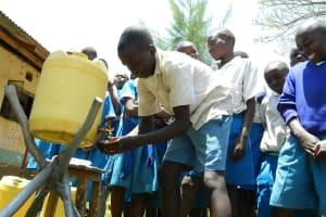 The Water Project: Ebuyalu Primary School -