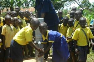 The Water Project: Eshiandukusi Primary School -