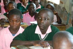 The Water Project: Emulundu Primary School -