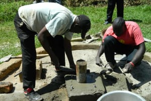 The Water Project: Enyalong'o Community -