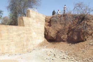 The Water Project: Muuowa Metho Uvini Community -