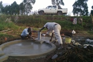 The Water Project: Our Lady of Peace Girls Secondary School -