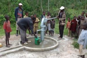 The Water Project: Ruduha II -