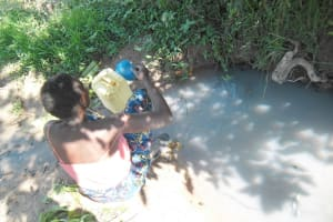 The Water Project: Kantwali Community -