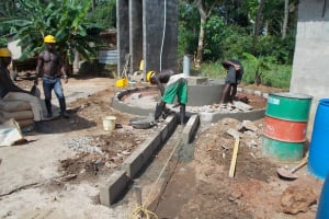 The Water Project: Rosint Community Well Rehabilitation -