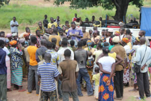 The Water Project: Gueguere Tenoule Community -