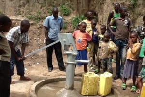 The Water Project: Kigabiro Community -