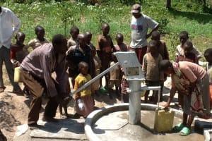 The Water Project: Buterana Community -