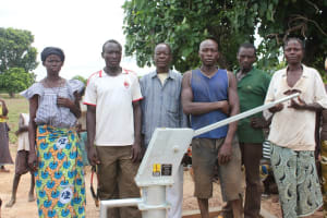The Water Project: Batiele Community and College -