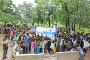 The Water Project: Gueguere V1 Koregnon Community -