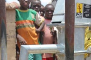 The Water Project: Sorendigui II -