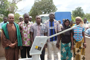 The Water Project: Bondigui Nabale -