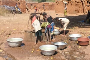 The Water Project: Gueguere Gogoba Community -