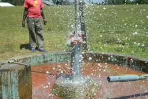 The Water Project: Eshitari Secondary School -