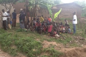 The Water Project: Nyabigunzo Community -