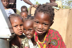 The Water Project: Naro Bogane Community -