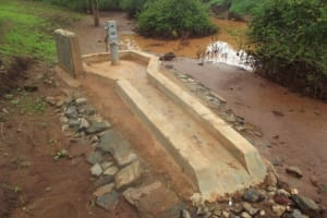 The Water Project: Nzengu Nngomani Shallow Well #1 -