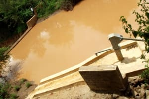 The Water Project: Kithaayoni Community B -