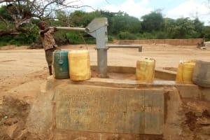 The Water Project: Wasya Wa Athi -