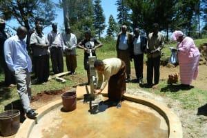 The Water Project: St. Patricks Tuk Tuk Catholic Church -