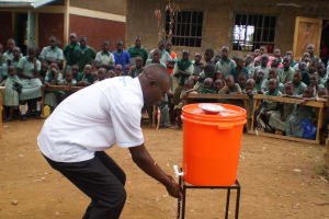 The Water Project: Shivagala Primary School -
