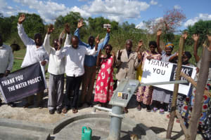 The Water Project: Ekikagate I Community -