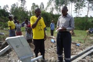 The Water Project: Ekikagate III Community -