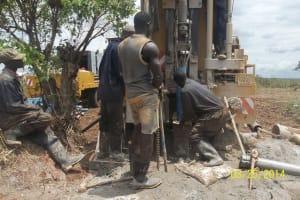 The Water Project: Ogunga Primary School -